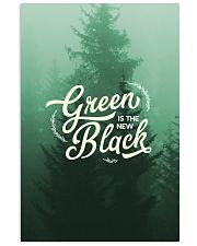 Green is the New Black 11x17 Poster front