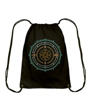 Compass Drawstring Bag thumbnail