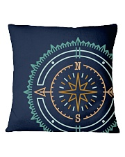 Compass Square Pillowcase thumbnail