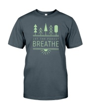 Let the Forest Breath Classic T-Shirt thumbnail