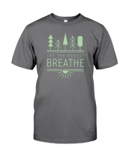 Let the Forest Breath Premium Fit Mens Tee thumbnail