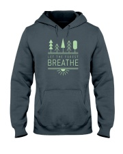 Let the Forest Breath Hooded Sweatshirt thumbnail