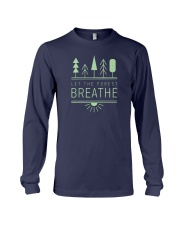 Let the Forest Breath Long Sleeve Tee thumbnail