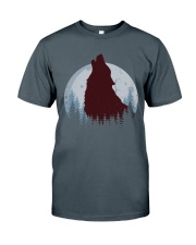 Howling Wolf Classic T-Shirt tile
