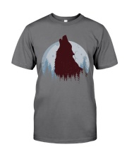 Howling Wolf Premium Fit Mens Tee thumbnail
