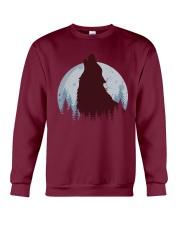 Howling Wolf Crewneck Sweatshirt thumbnail