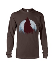 Howling Wolf Long Sleeve Tee thumbnail