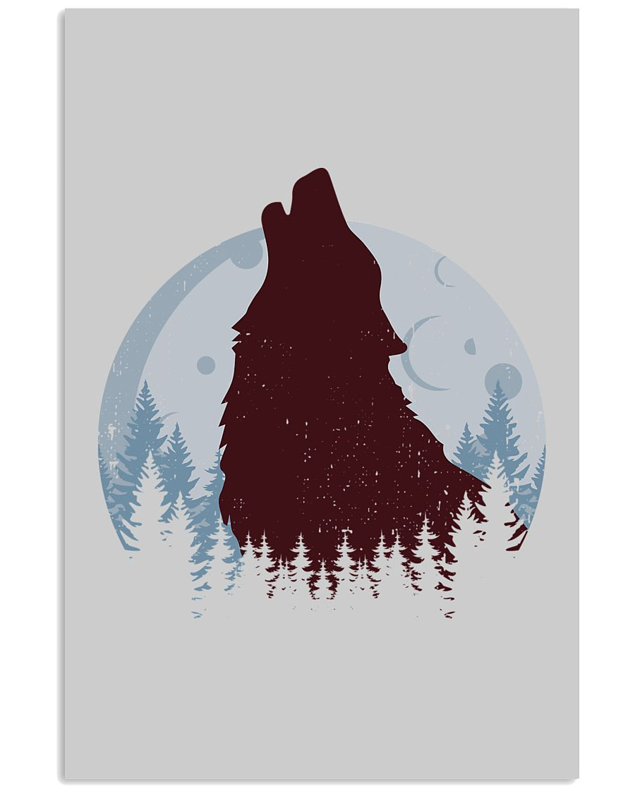 Howling Wolf 11x17 Poster