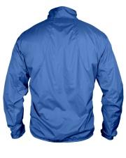 Minimalist Landscape Lightweight Jacket back