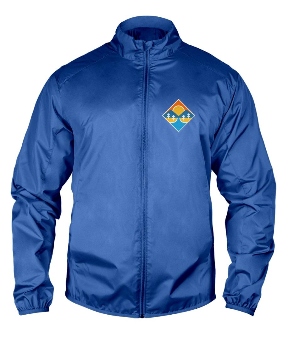Minimalist Landscape Lightweight Jacket