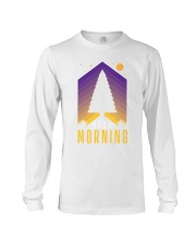 Good Morning Long Sleeve Tee thumbnail