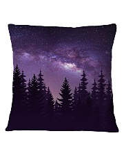 Starry Forest Square Pillowcase thumbnail