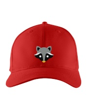Little Racoon Embroidered Hat thumbnail