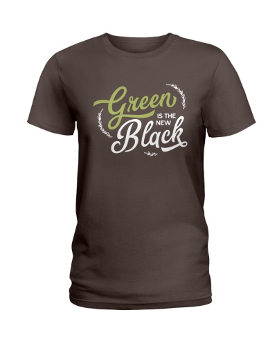 Green is the New Black - White Version