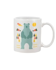 Bear in the Forest Mug tile