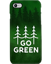 Go Green Phone Case tile