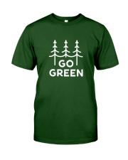 Go Green Classic T-Shirt thumbnail