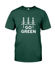 Go Green Premium Fit Mens Tee tile