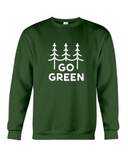Go Green Crewneck Sweatshirt thumbnail