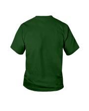 Go Green Youth T-Shirt back