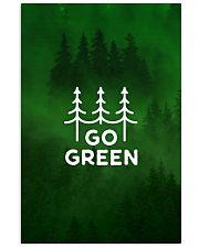 Go Green 11x17 Poster thumbnail