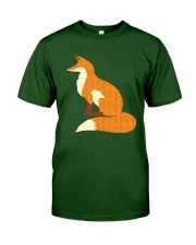 Fox Classic T-Shirt front