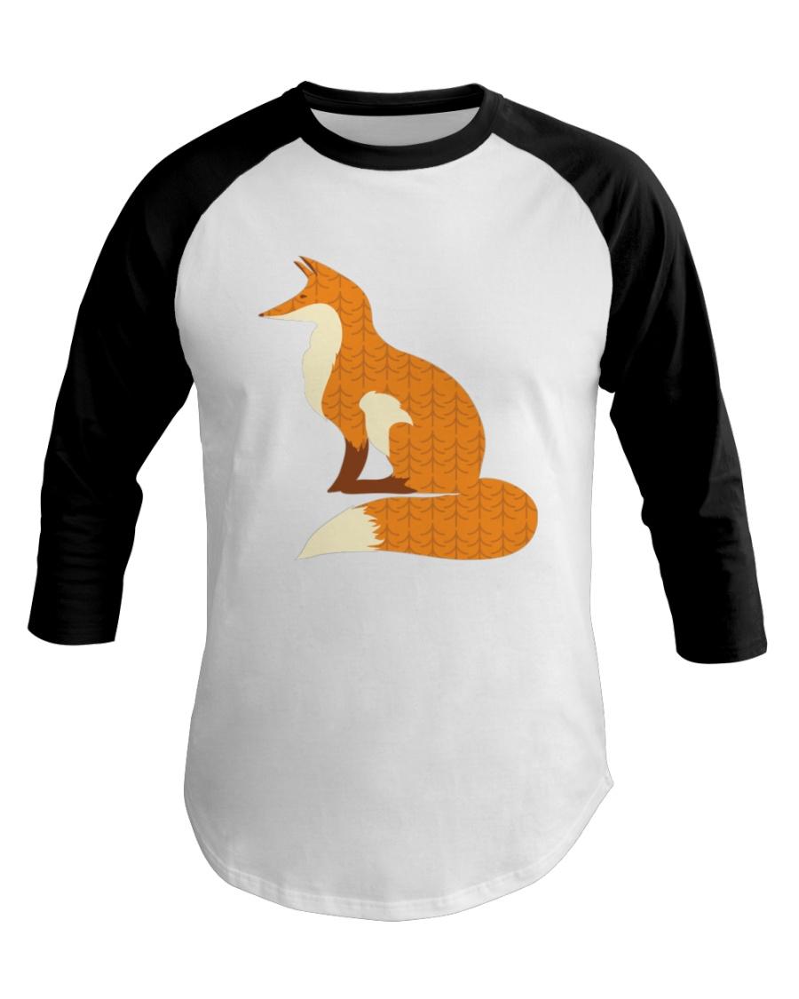 Fox Baseball Tee
