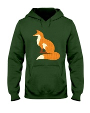 Fox Hooded Sweatshirt thumbnail