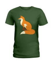 Fox Ladies T-Shirt thumbnail