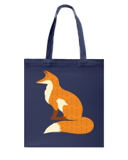Fox Tote Bag front