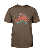 Take a Hike Classic T-Shirt front