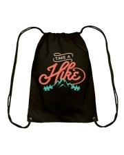 Take a Hike Drawstring Bag thumbnail