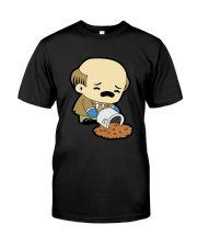 kevin spilling chili shirt Classic T-Shirt front