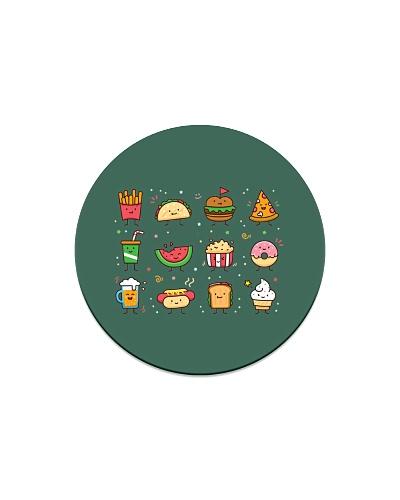Cute Food Characters - Love Food Design
