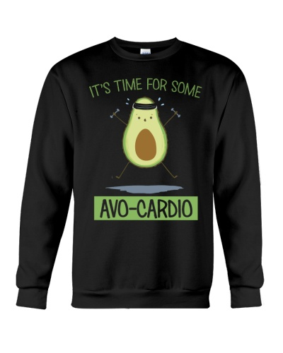 Time For Some Avocardio - Cute Fitness