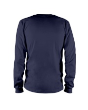 Hustle For That Muscle - Motivation Gym Training Long Sleeve Tee back
