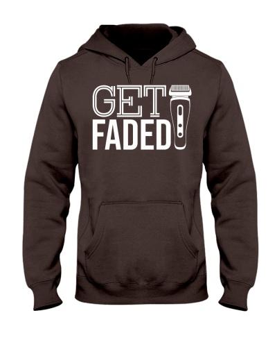 GET FADED - Barber Shop Design