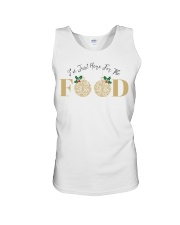 I'm Just Here For The Food - Love Food Unisex Tank thumbnail