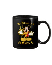 My Patronus is Mickey Mouse Limited Edition  Mug tile