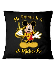 My Patronus is Mickey Mouse Limited Edition  Square Pillowcase thumbnail