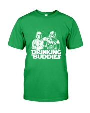 SW Drinking Buddies Patricks Day Limited Edition  Classic T-Shirt front