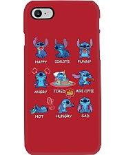 Stitch Ohana Emoticon Limited Edition T Shirt Phone Case thumbnail