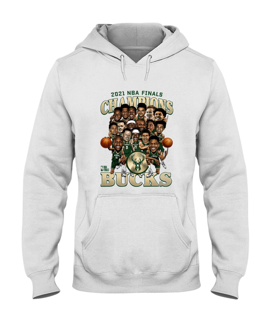 2021 Nba Finals Champions Buck Tshirts