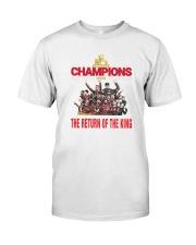 LIVERPOOL FC 2019-202 Classic T-Shirt thumbnail