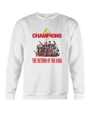 LIVERPOOL FC 2019-202 Crewneck Sweatshirt front