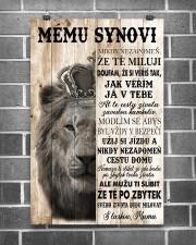 Lev Memu synovi nikdy nezapomen ze te miluji 11x17 Poster aos-poster-portrait-11x17-lifestyle-18