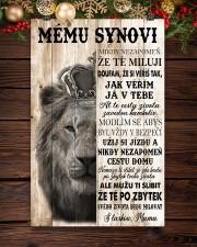 Lev Memu synovi nikdy nezapomen ze te miluji 11x17 Poster aos-poster-portrait-11x17-lifestyle-22