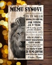 Lev Memu synovi nikdy nezapomen ze te miluji 11x17 Poster aos-poster-portrait-11x17-lifestyle-24
