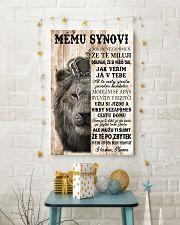 Lev Memu synovi nikdy nezapomen ze te miluji 11x17 Poster lifestyle-holiday-poster-3
