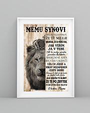 Lev Memu synovi nikdy nezapomen ze te miluji 11x17 Poster lifestyle-poster-5